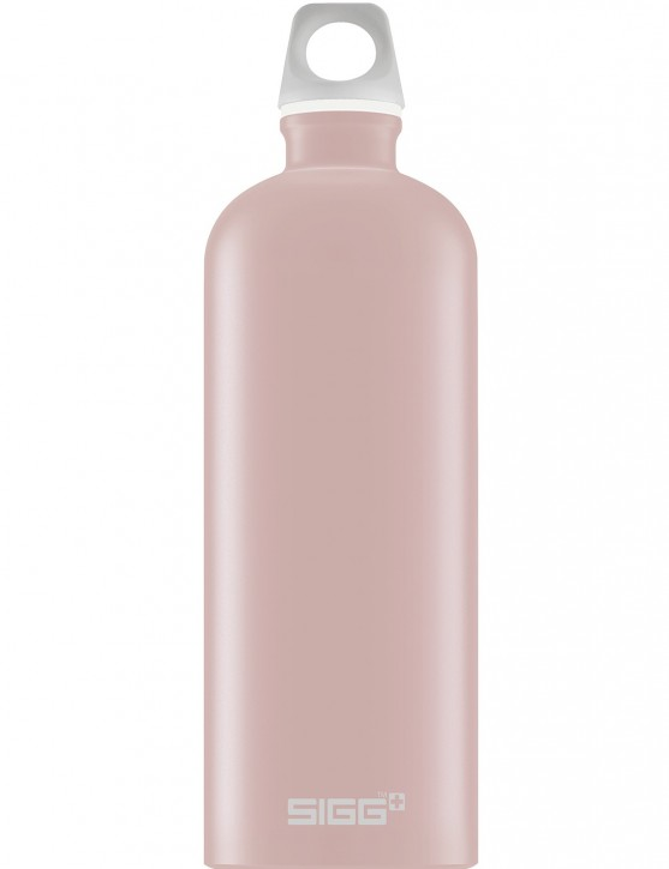 SIGG Trinkflasche 1.0 l ALU »Traveller« Lucid Blush Touch