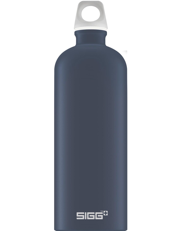 SIGG Trinkflasche 1.0 l ALU »Traveller« Lucid Midnight Touch