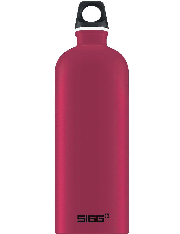 SIGG Trinkflasche 1.0 l ALU »Traveller« Deep Magenta Touch