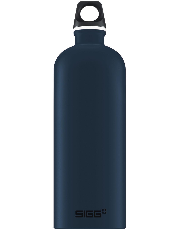 SIGG Trinkflasche 1.0 l ALU »Traveller« Dark Touch
