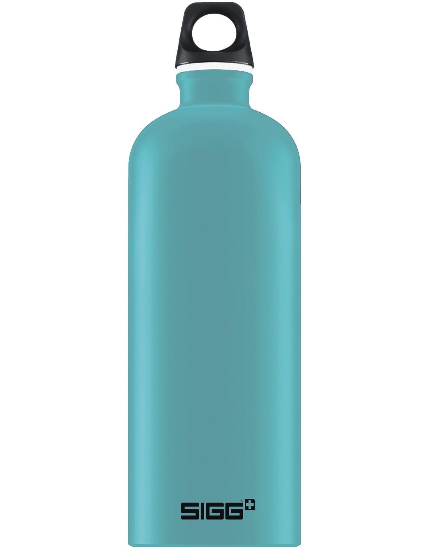 SIGG Trinkflasche 1.0 l ALU »Traveller« Denim Touch
