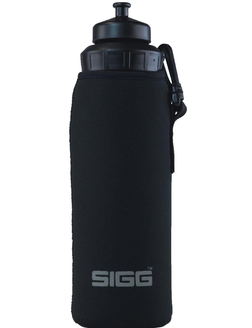 SIGG Isolier-Tasche 0.75 l Neopren WMB Schwarz
