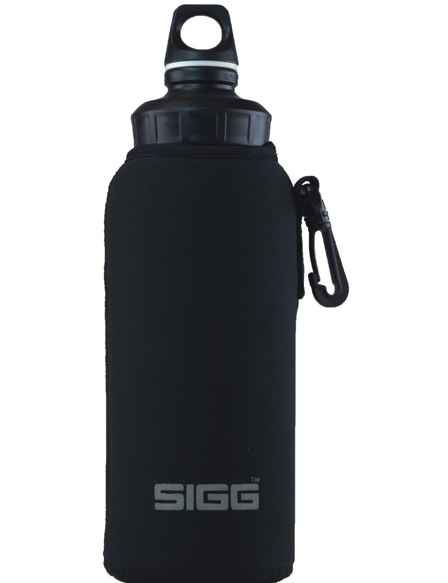 SIGG Isolier-Tasche 1.0 l Neopren WMB Schwarz