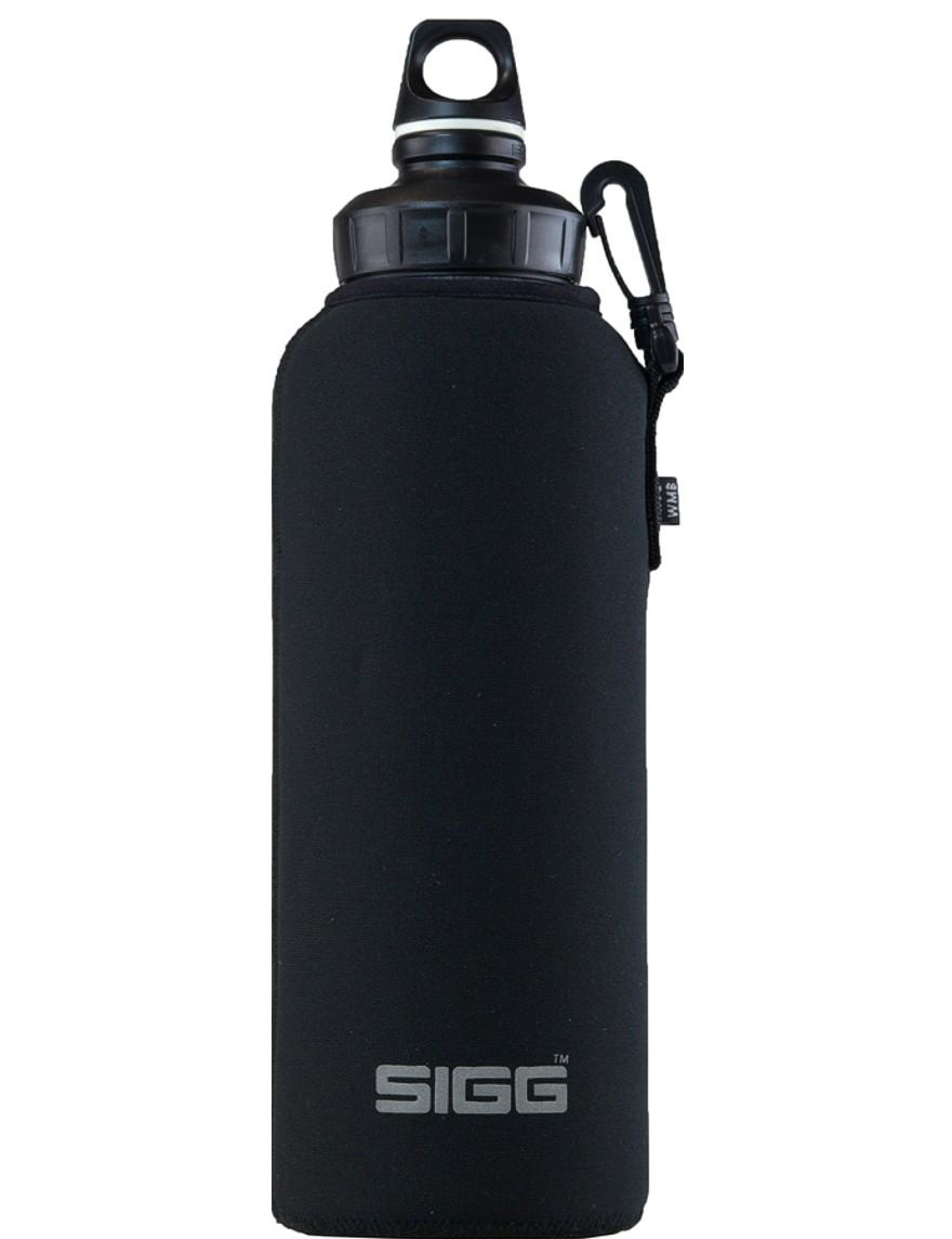 SIGG Isolier-Tasche 1.5 l Neopren WMB Schwarz