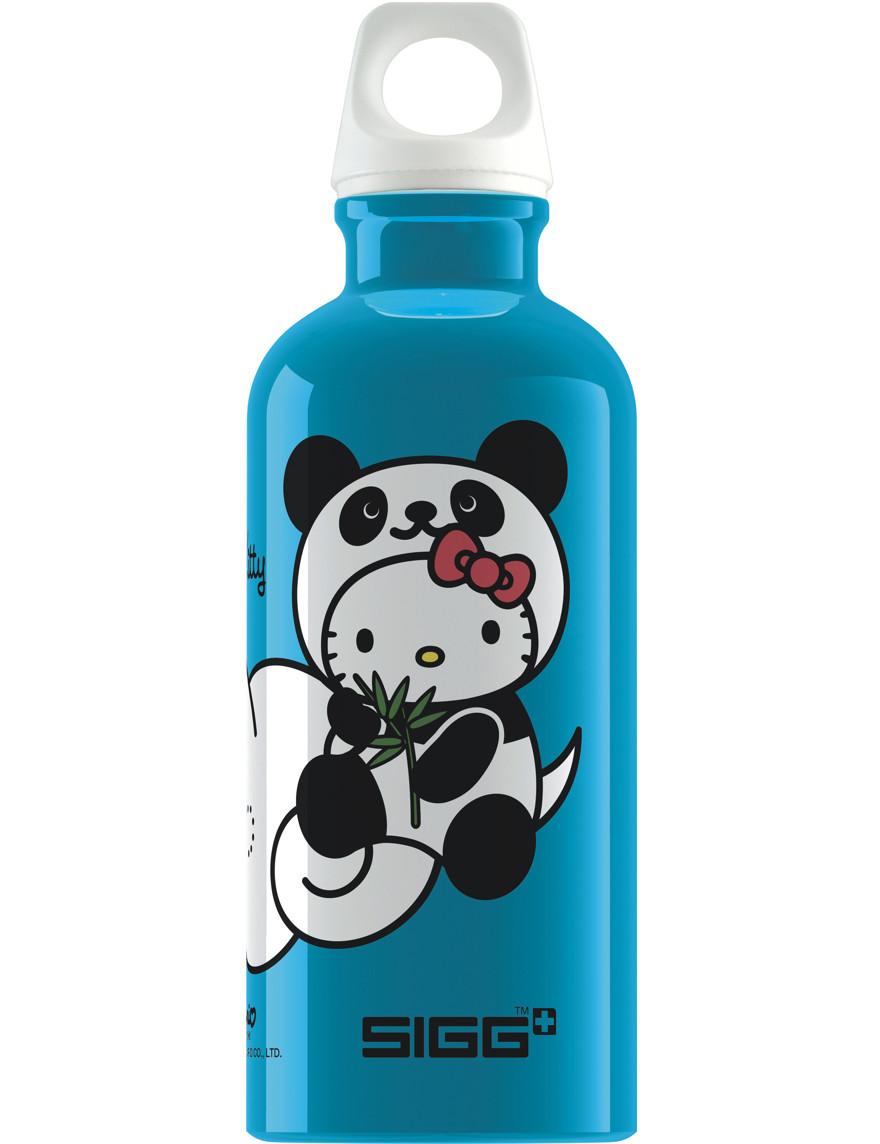 SIGG Trinkflasche 0.4 l Hello kitty Panda Blue