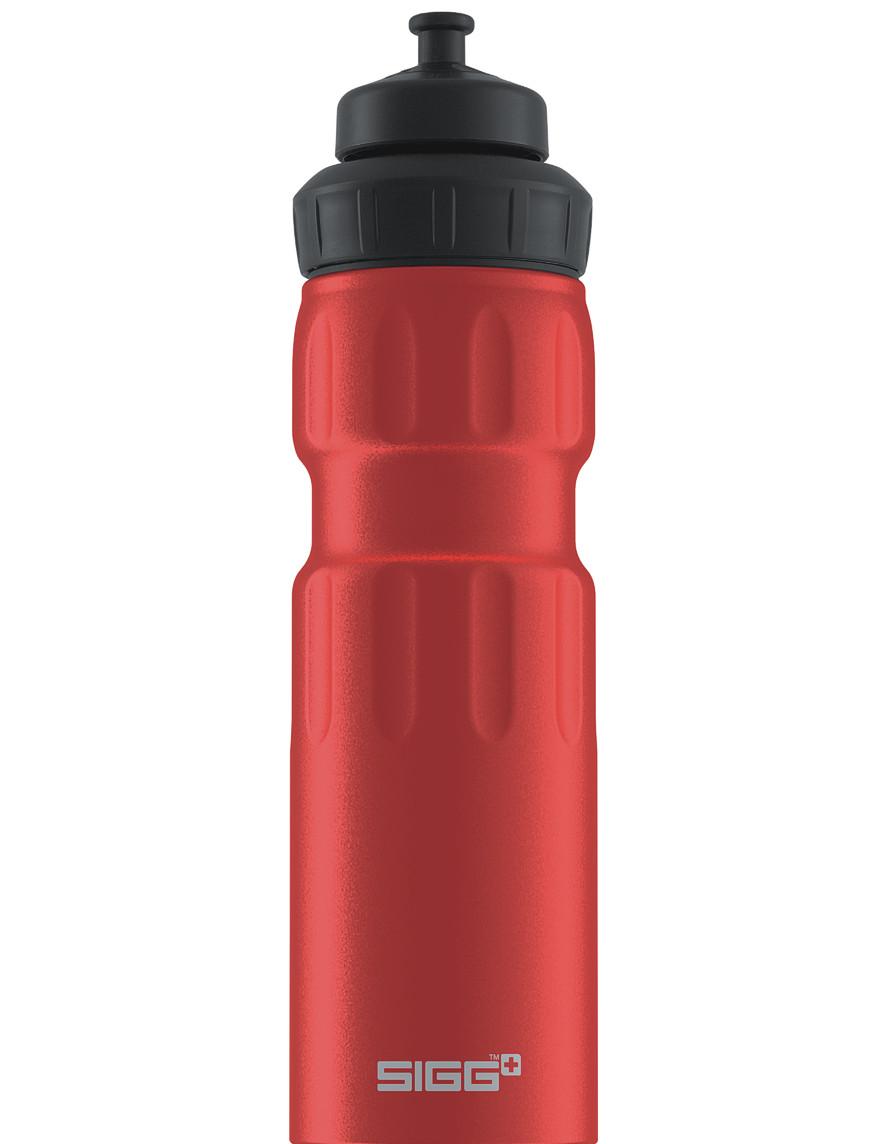 SIGG ALU Trinkflasche 0.75 l WMB »Sports« Red Rot