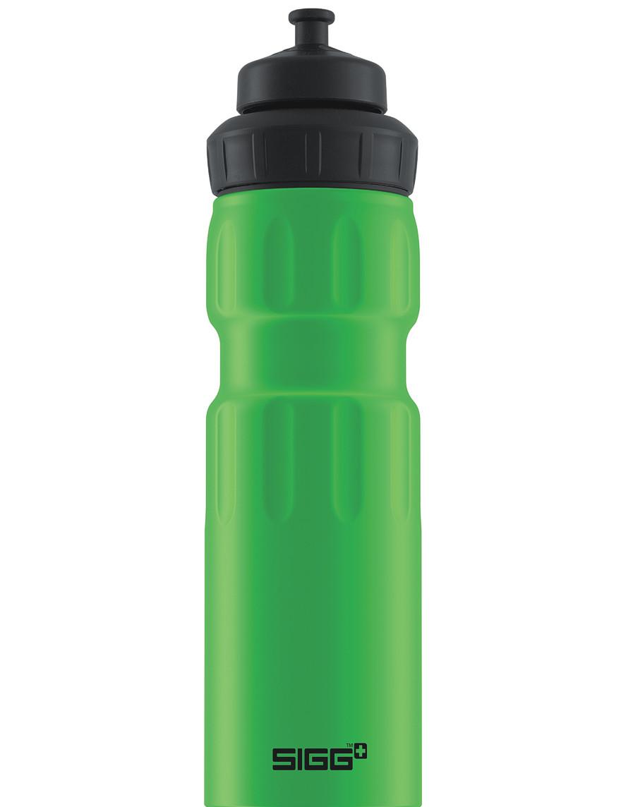 SIGG ALU Trinkflasche 0.75 l WMB »Sports« Green Grün
