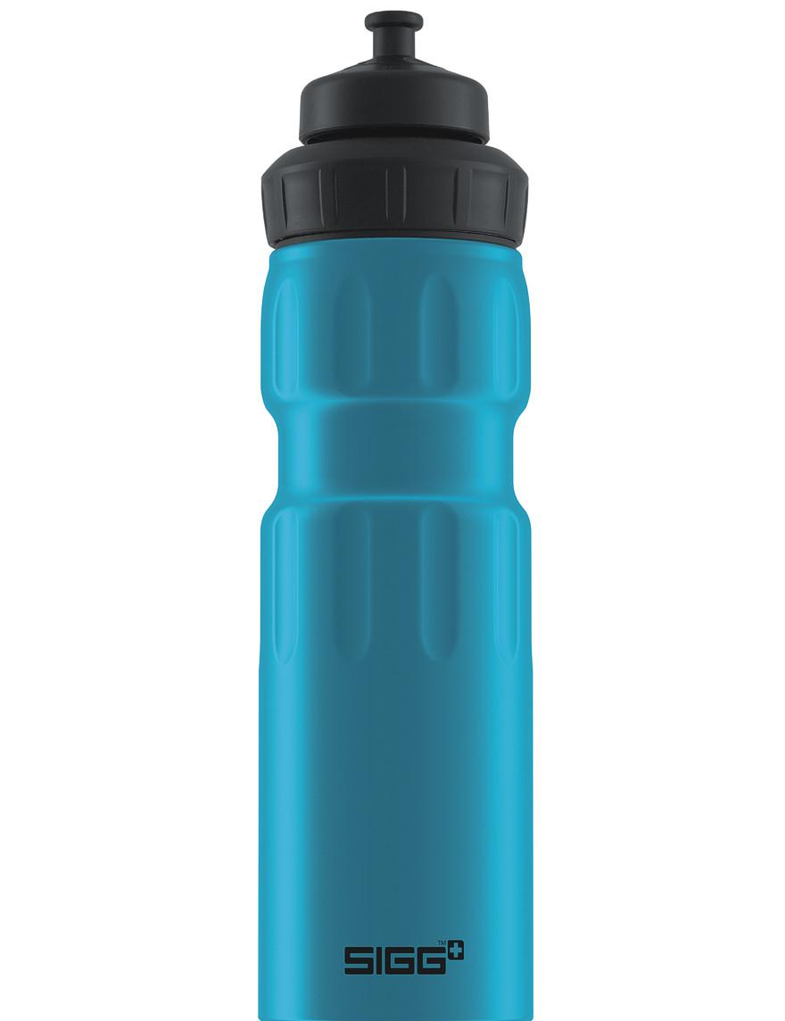 SIGG ALU Trinkflasche 0.75 l WMB »Sports« Blue Blau