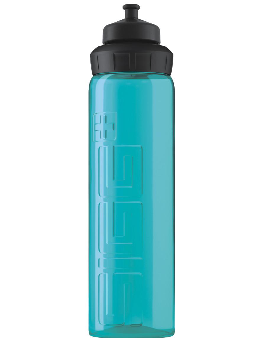 SIGG Trinkflasche 0.75 l WMB VIVA mit 3-Stage Sport Top Aqua