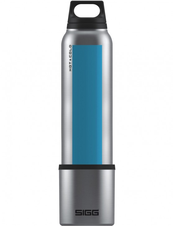 SIGG »Hot & Cold« Thermosflasche Isolierflasche 1.0 L ACCENT Aqua