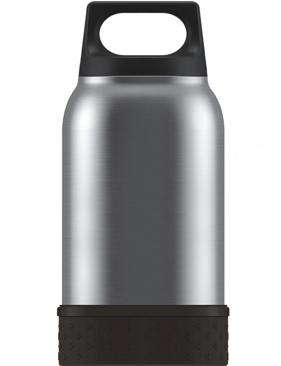 SIGG »Hot & Cold« Isolier-Foodbehälter 0.5 L Bowl Silber