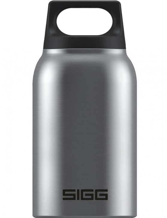 SIGG »Hot & Cold« Isolier-Foodbehälter 0.5 L Brushed Silber