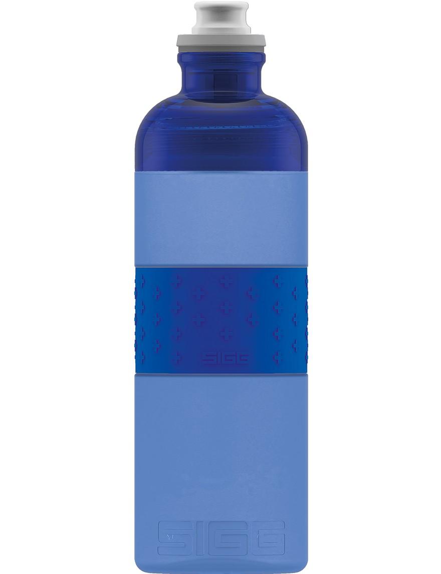 SIGG »HERO« Sportflasche Trinkflasche 0.6 l Blue
