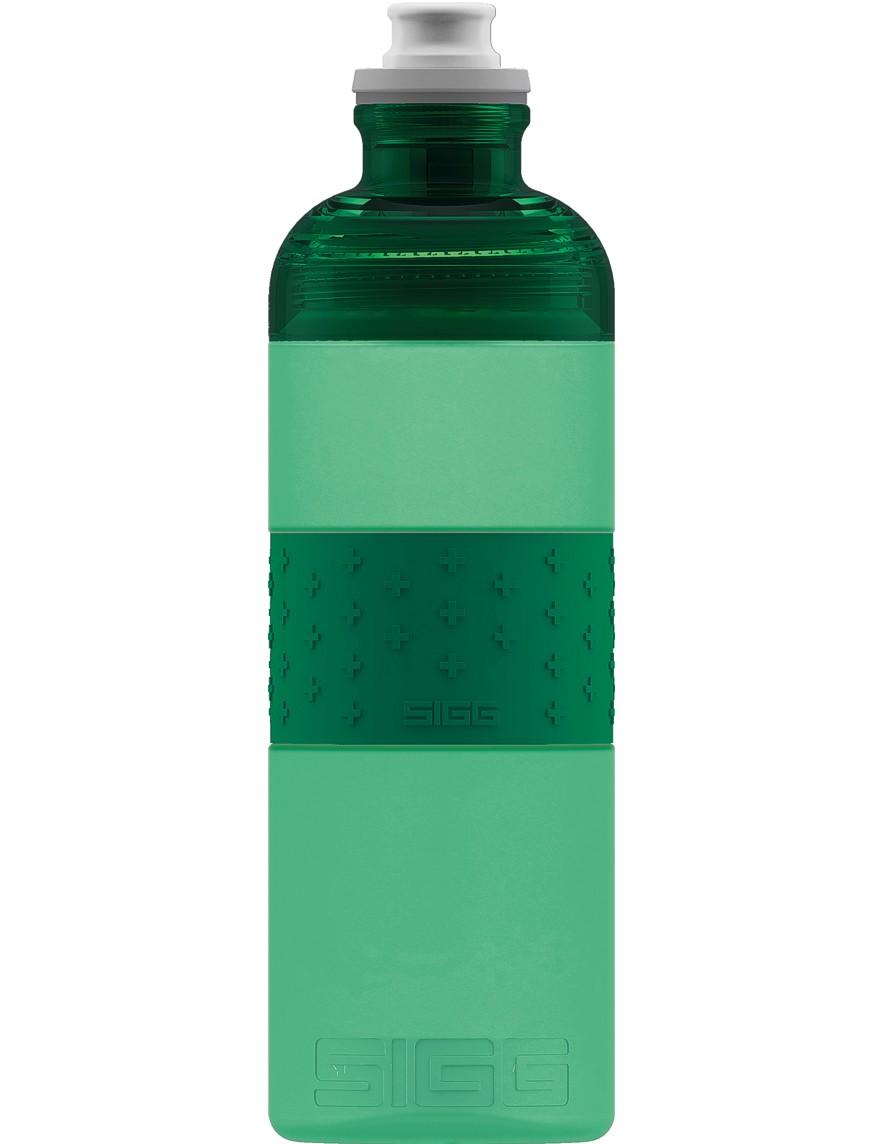 SIGG »HERO« Sportflasche Trinkflasche 0.6 l Green