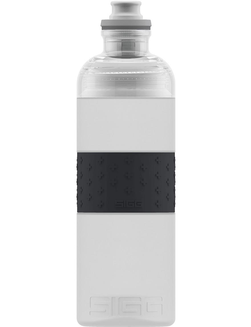 SIGG »HERO« Sportflasche Trinkflasche 0.6 l Transparent