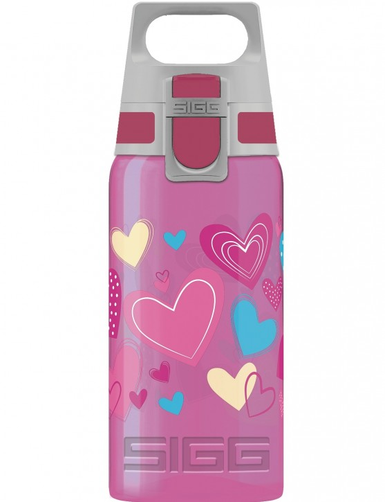 SIGG Trinkflasche »VIVA ONE« 0.5 L Hearts