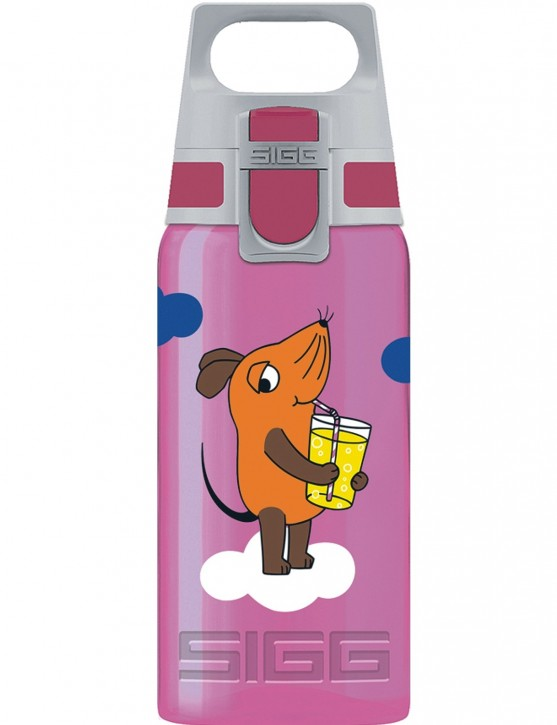 SIGG Trinkflasche »VIVA ONE« 0.5 L Maus Berry