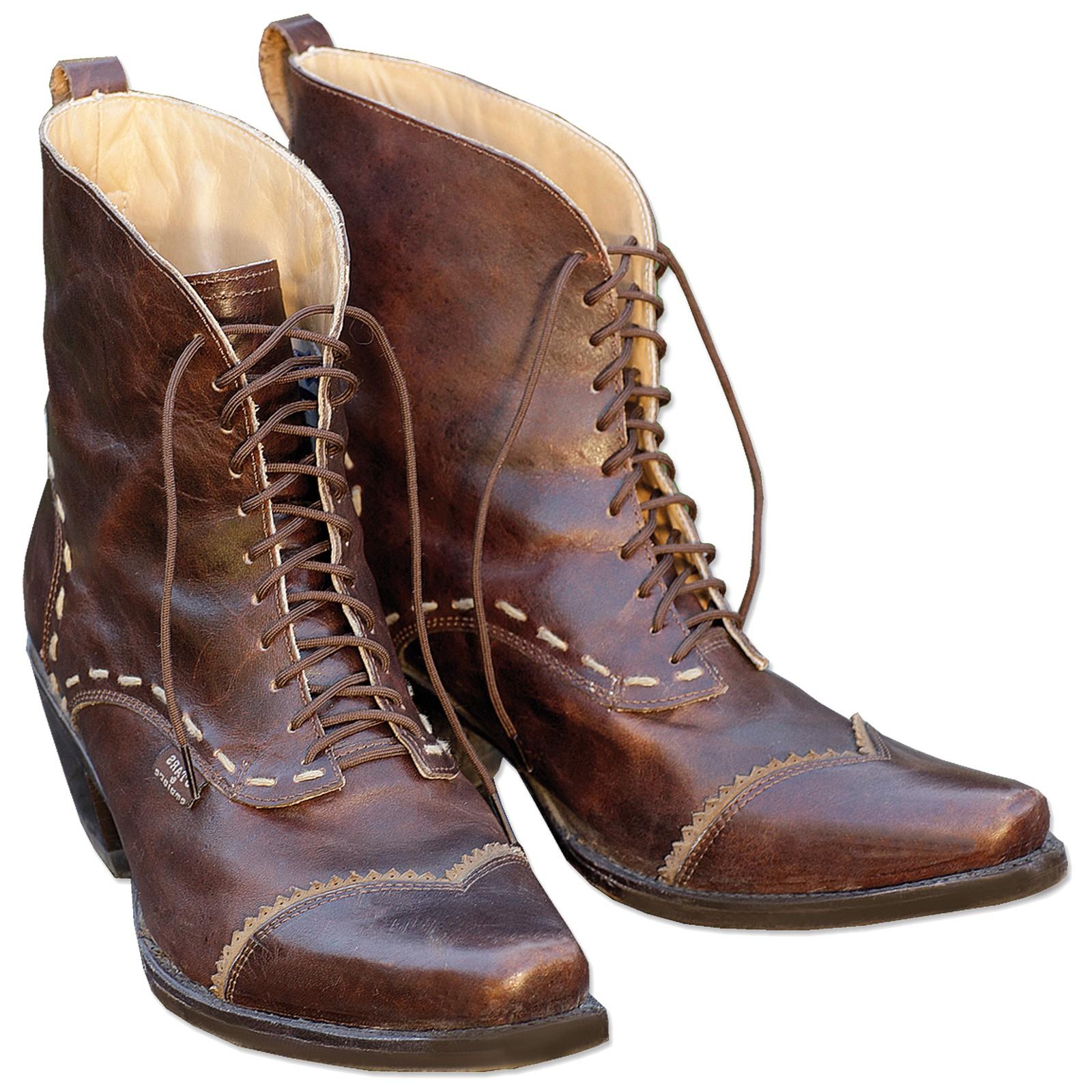 Stars & Stripes Damen Stiefel Western Boots »ASHLEY« Braun Gr.38