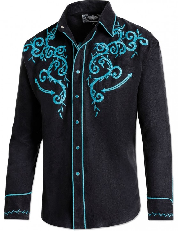 Stars & Stripes Herren Westernhemd »COLIN«