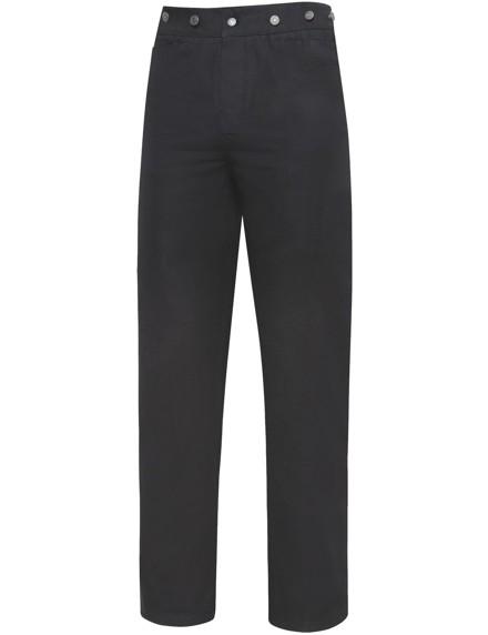 Stars & Stripes Herren Westernhose »DILLON« Schwarz
