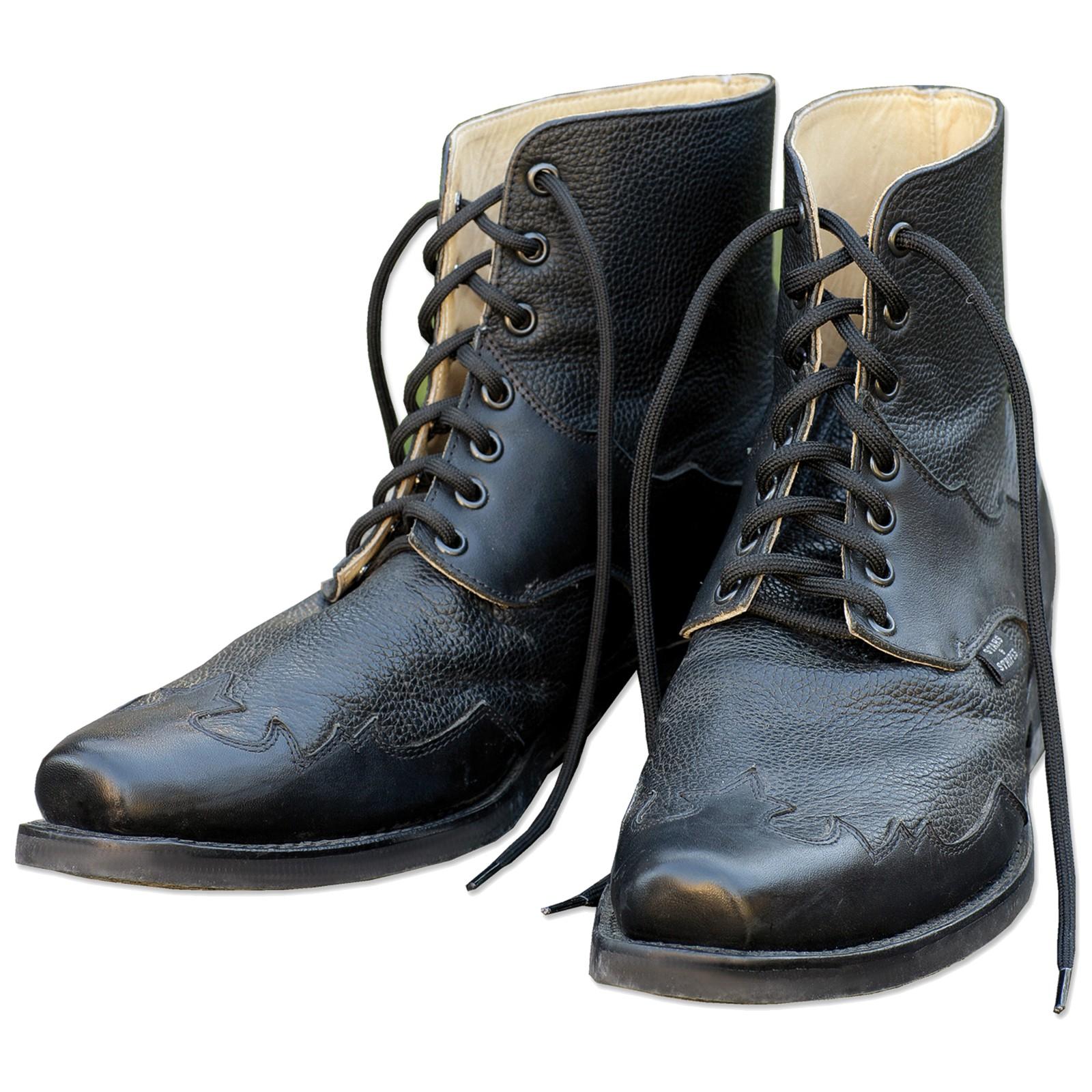 Stars & Stripes Herren Stiefel Western Boots »HENDERSON« Schwarz