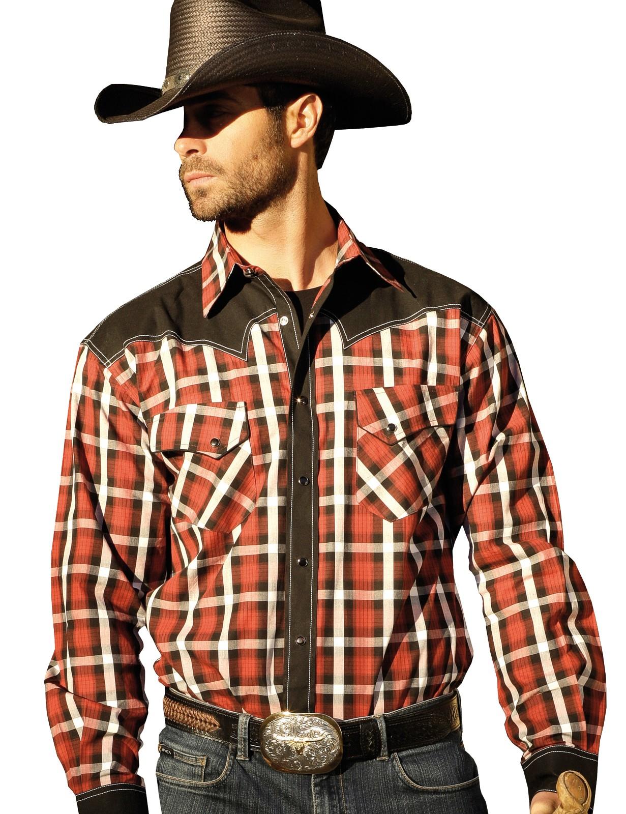 Stars & Stripes Herren Westernhemd »JAYDEN« Karo