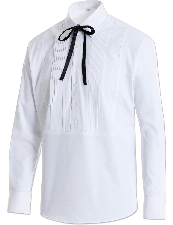 Stars & Stripes Herren Westernhemd »JOSEPH« Weiß