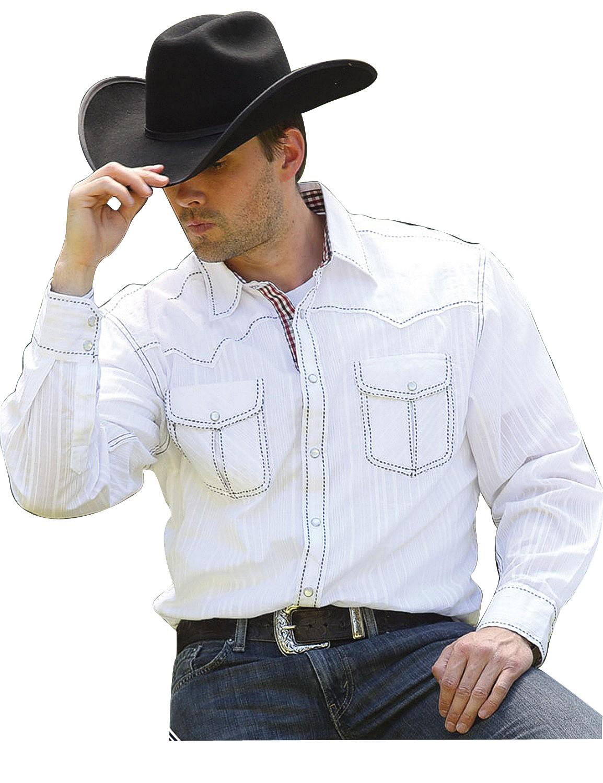 Stars & Stripes Herren Westernhemd »SIMON«