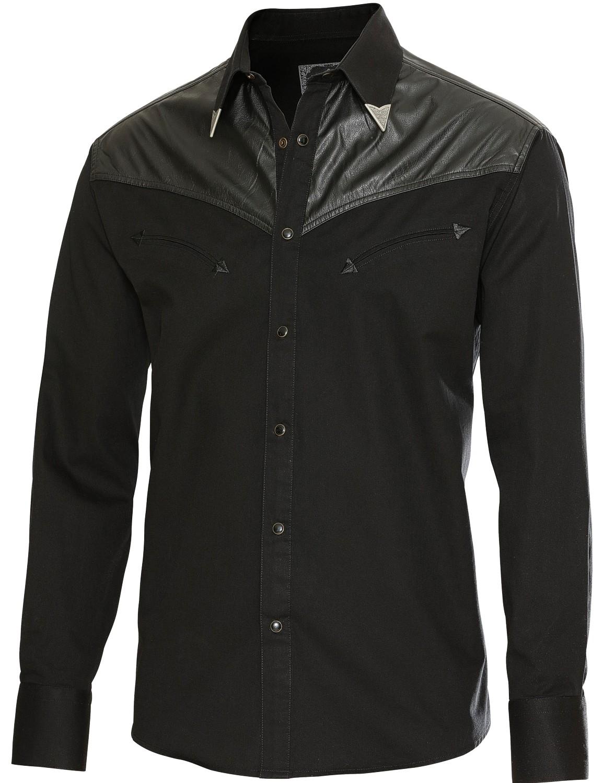 Stars & Stripes Herren Westernhemd »SPENCER«