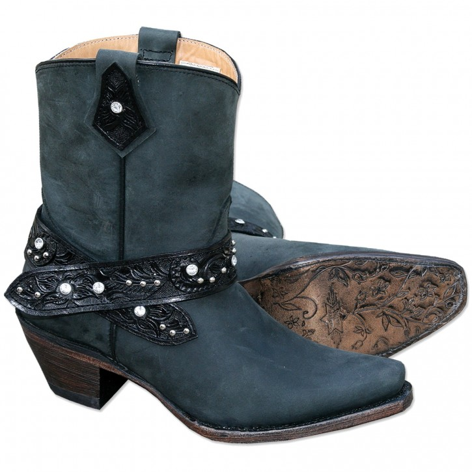 Stars & Stripes Damen Stiefel Western Boots »WBL-20«