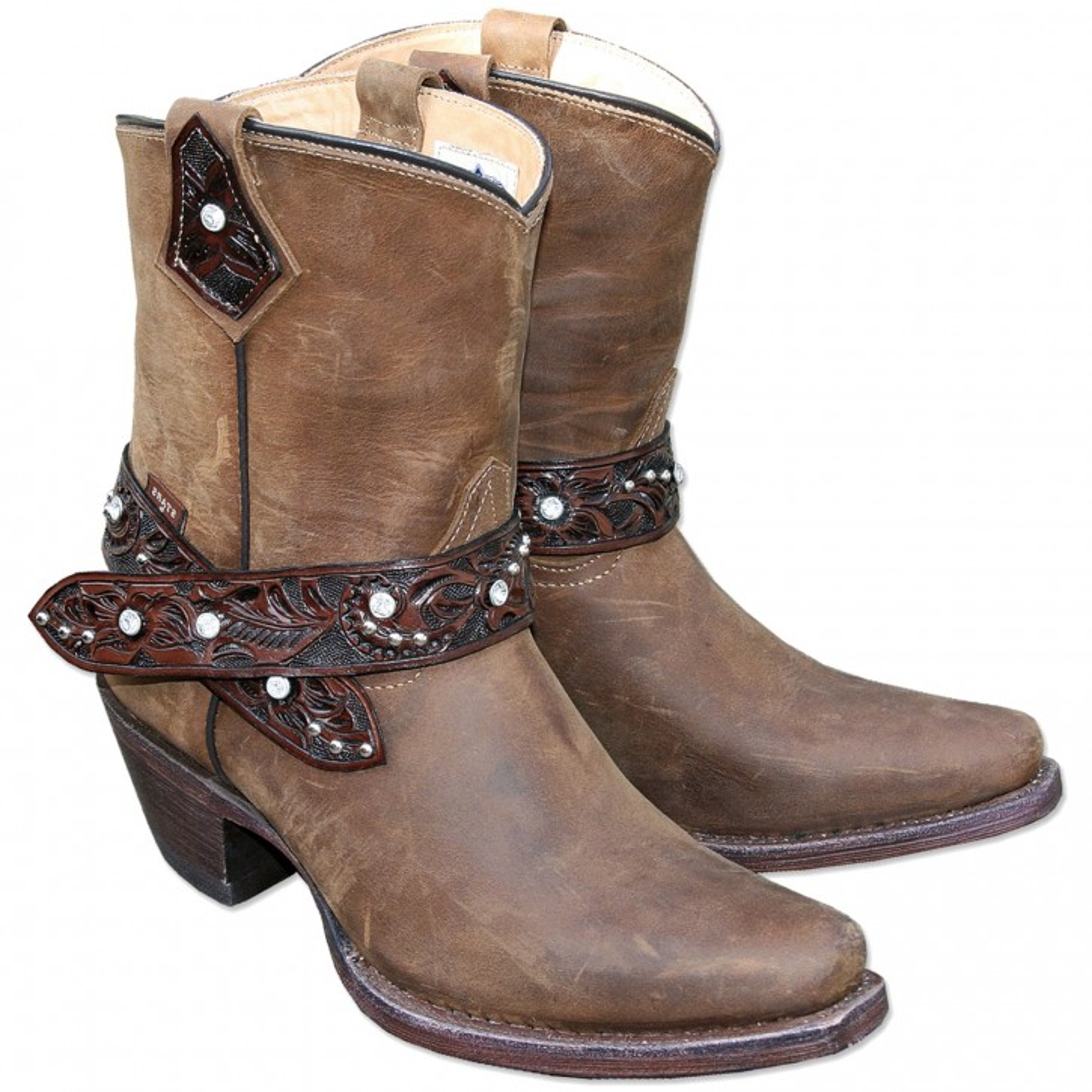 Stars & Stripes Damen Stiefel Western Boots »WBL-26«
