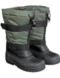 Arctic-Boots Winterstiefel inkl. Thermo-Innenschuh Oliv