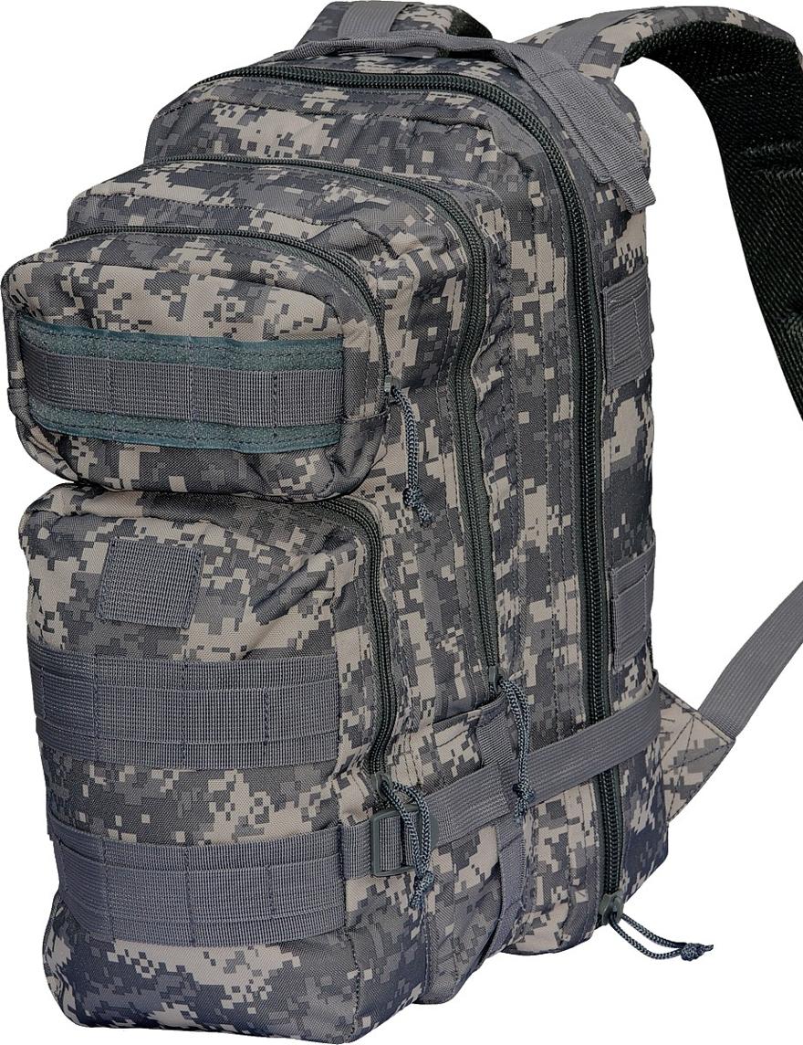 Assault Pack S US Rucksack Trekking Army Wandern ACU-Tarn