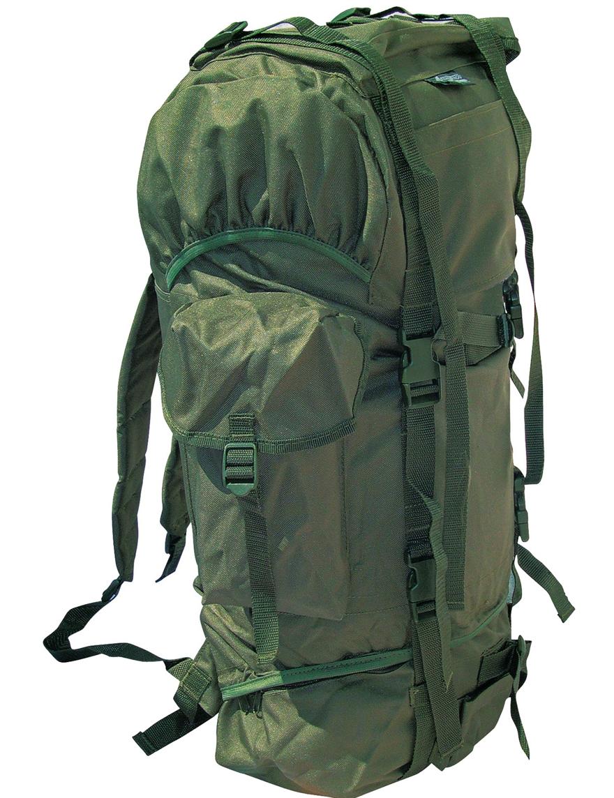 Trekking-Rucksack Bundeswehr Wander-Rucksack Oliv