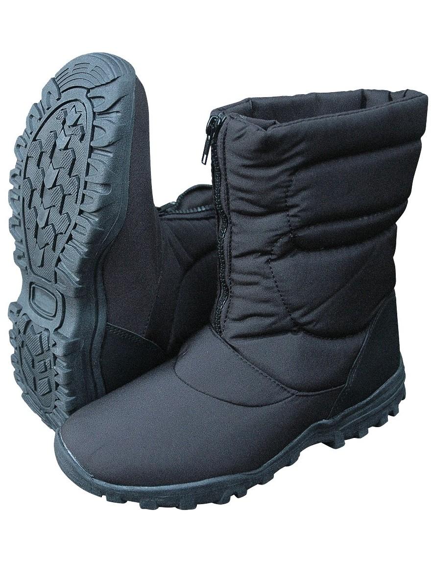 Canadian Snow Boots Schneestiefel mit Frontreißverschluß