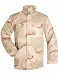US Army Feldjacke M65 mit Thermofutter 3-Color Desert