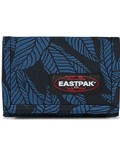 Eastpak Geldbeutel »Crew« Geldbörse Leaves Blue
