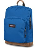 Eastpak Houston Laptop-Rucksack Lederboden Full Tank Blue