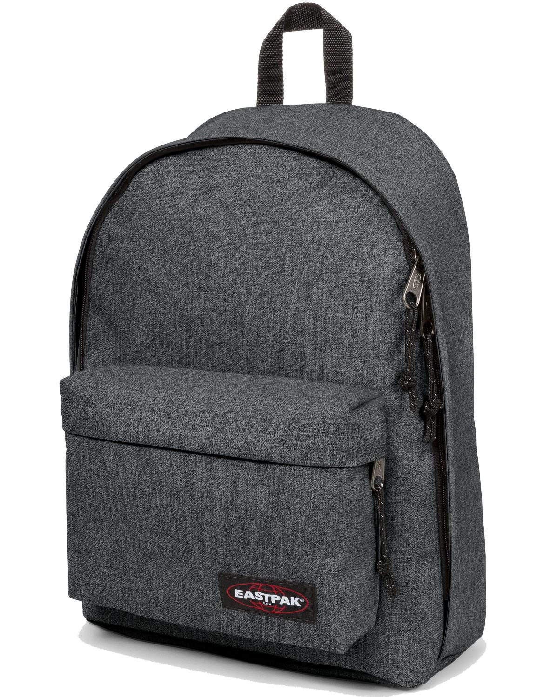 Eastpak Out of Office Laptop-Rucksack Black Denim
