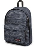 Eastpak Out of Office Laptop-Rucksack Knit Grey