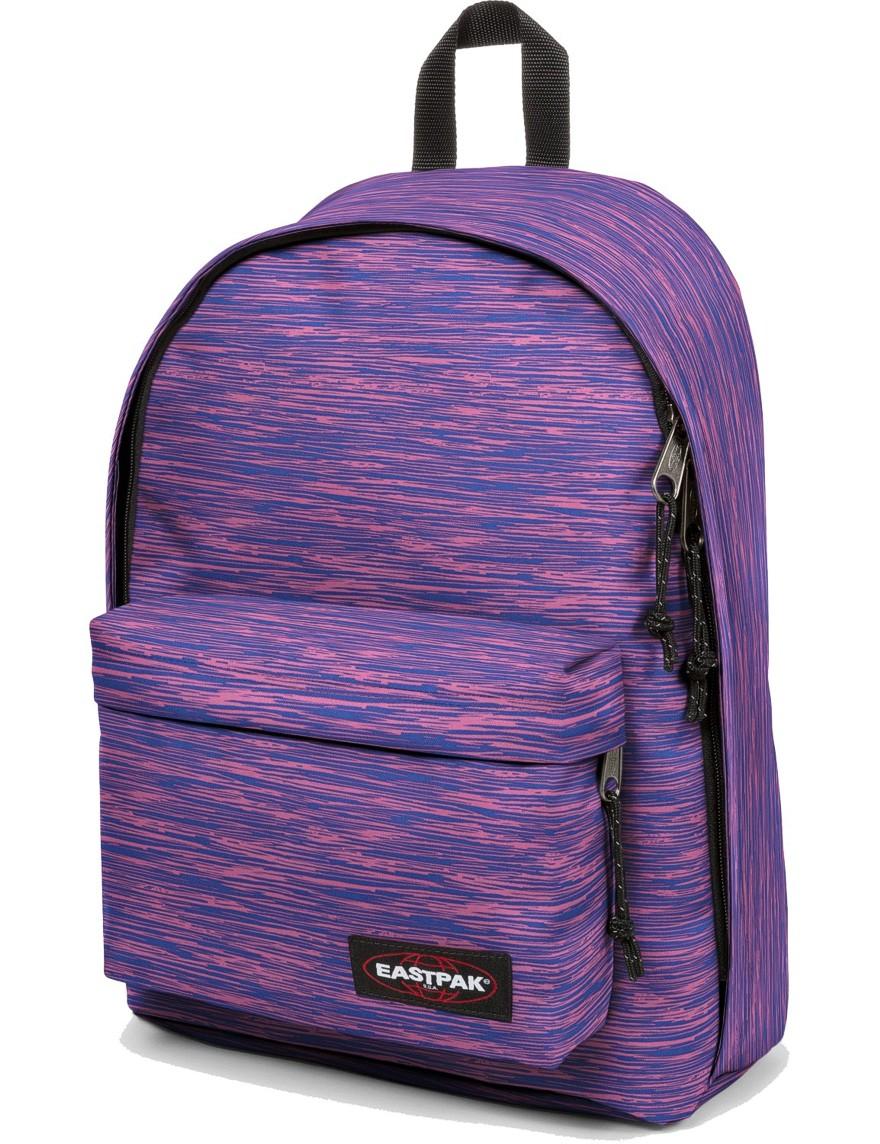 Eastpak Out of Office Laptop-Rucksack Knit Pink