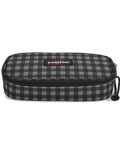 Eastpak Oval Schlampermäppchen Checksange Black