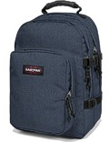 Eastpak Provider Laptop-Rucksack Double Denim Jeans Blau