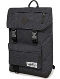 Eastpak Rucksack »Rowlo« mit Laptopfach Into Black Yarn