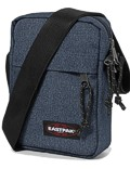 Eastpak The One Schulter-Umhängetasche Double Denim Jeans Blau