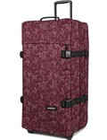 Eastpak Tranverz L Trolley Koffer Merlot Blocks