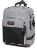 Eastpak Rucksack »Ultimate« mit Lederboden Sunday Grey Grau