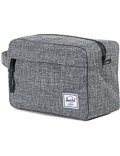 Herschel Kulturtasche »Chapter« 5L Raven Crosshatch