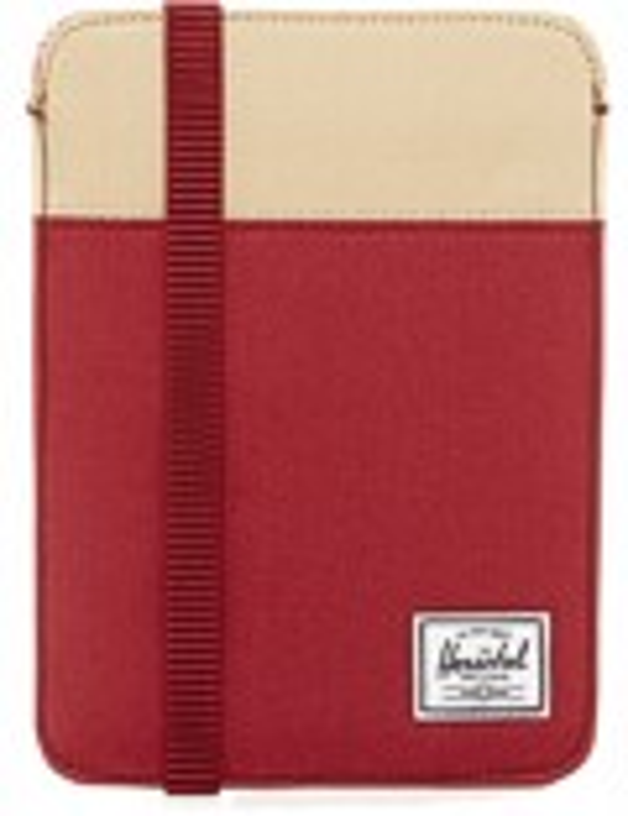 Herschel »Cypress« Hülle für iPad Mini Burgundi Khaki