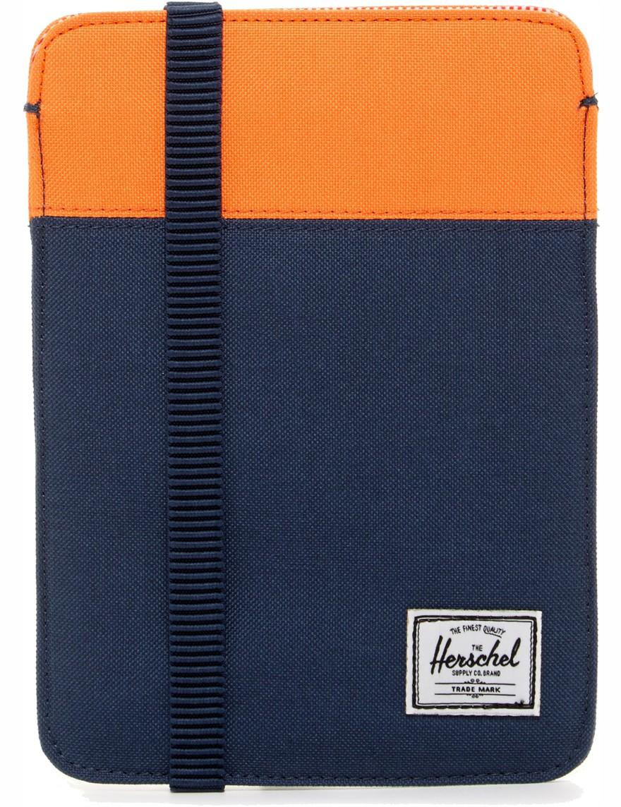 Herschel »Cypreß« Hülle für iPad Mini Navy Mandarin